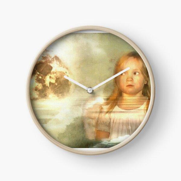 STRENGTH  Clock