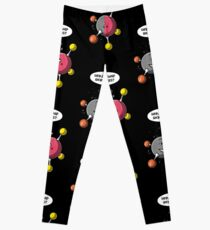 Funny Chemistry Science Oxydation Numbers  Leggings