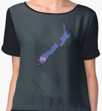 New Zealand Chiffon Top
