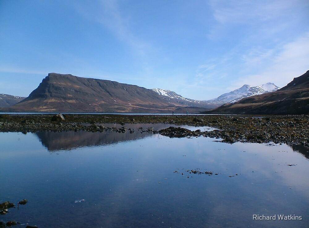 Hvalfjordur by Richard Watkins