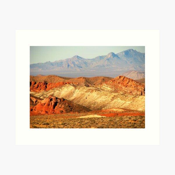 Nevada Impression artistique