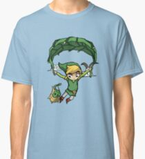 Legend Of Zelda - Flying Away Classic T-Shirt