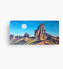 Gimli Ridge Canvas Print