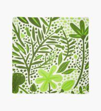 Garden – Lime Green Palette Scarf