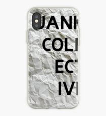 JANK COLLECTIVE iPhone Case