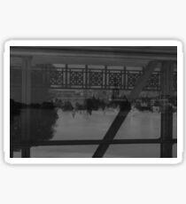 pinhole photography Sticker