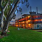 Murray Princess - Mannum by Dave  Hartley