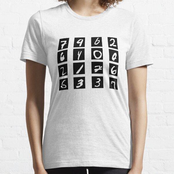 AI – MNIST Essential T-Shirt
