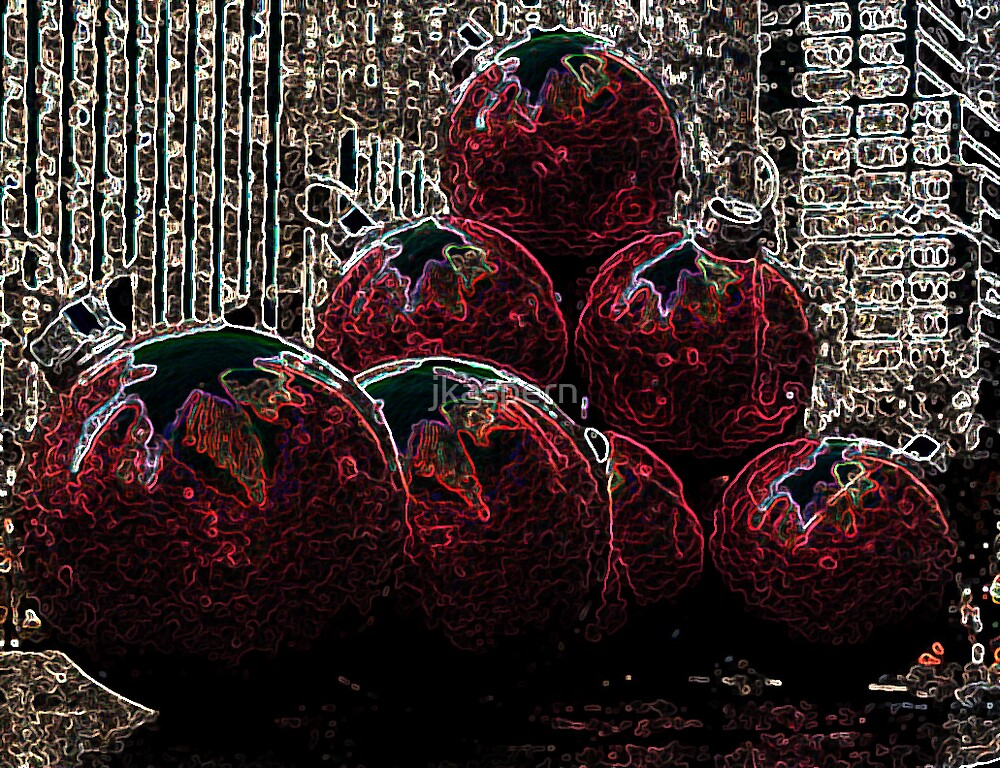 balls in city by jkaspern