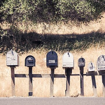 Mail boxes by evStyle