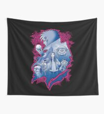 King's Labyrinth Wall Tapestry