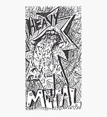 HEAVY METAL(C2011)(SCAN) Photographic Print