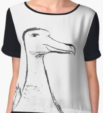The Albatross Chiffon Top