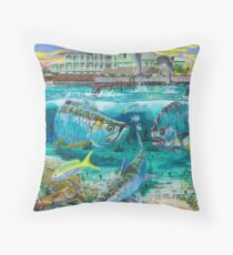 Big Chill Throw Pillow