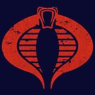 Cobra Command Vintage by Jacob Charles Dietz