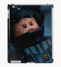 Hero becomes the villain iPad Case/Skin