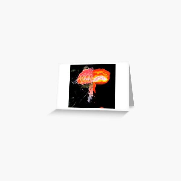 Nuclear Mushroom Greeting Card
