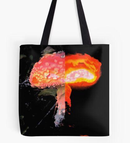 Nuclear Mushroom Tote Bag