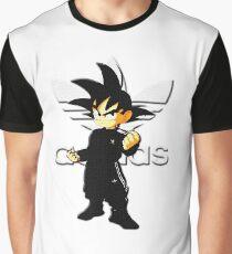 Goku Coats Graphic T-Shirt