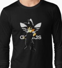 Goku Coats Long Sleeve T-Shirt