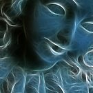 Blue Fairy by Virginia N. Fred