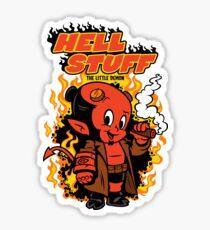 Hell Stuff Sticker