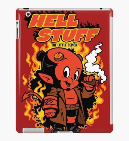 Hell Stuff iPad Case/Skin