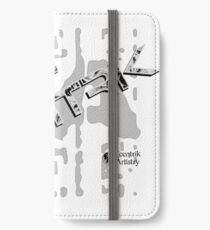 Be Ecentrik (Marble) iPhone Wallet/Case/Skin