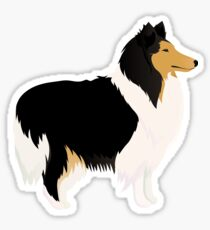 Collie Sticker