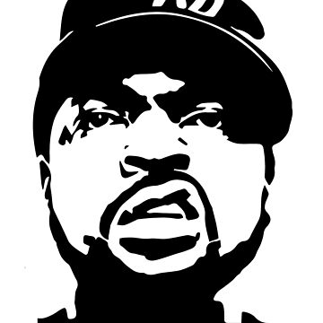 Ice Cube by red-rawlo