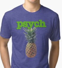 Psych Tri-blend T-Shirt
