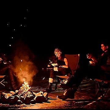 Campsite by gysahlgreens