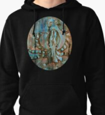 Gilded Creatures Pullover Hoodie