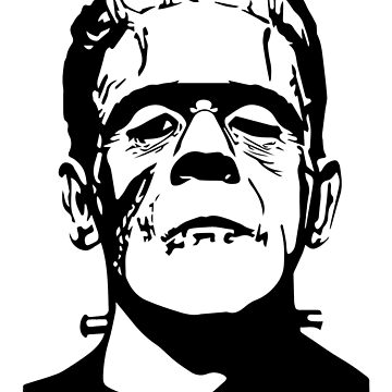 Frankenstein by red-rawlo