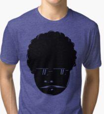rasta man Tri-blend T-Shirt