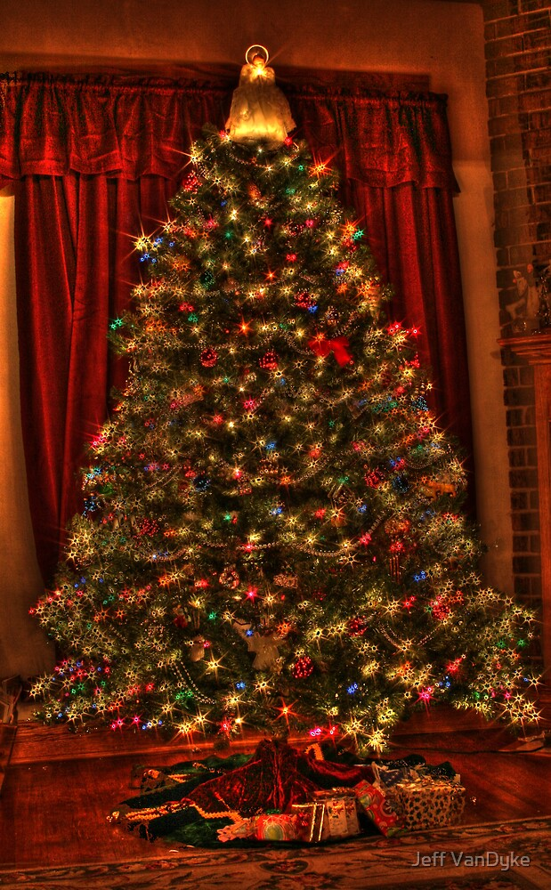 Christmas Tree by Jeff VanDyke