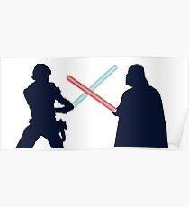 Star Wars Duel Poster