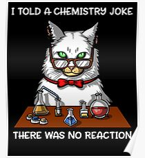 chemistry funny posters redbubble