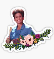 Alice Brady Bunch Flowers Sticker