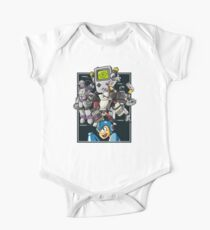 Console Master Robots One Piece - Short Sleeve