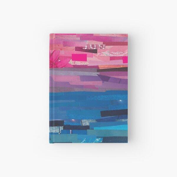 Bi Flag Collage Hardcover Journal