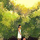 Summer by starfleetrambo