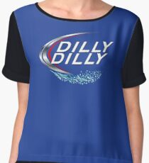 Dilly Dilly with Bud Light Chiffon Top