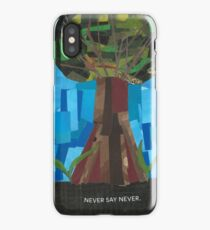 Keep Growing Up Collage iPhone Case