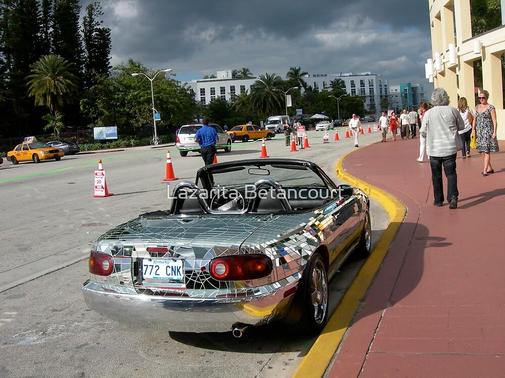 Car by Lazarita Betancourt