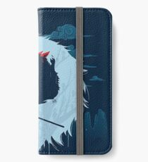 princess mononoke iPhone Wallet/Case/Skin