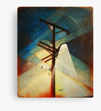 Earth Bound Power #4 Canvas Print