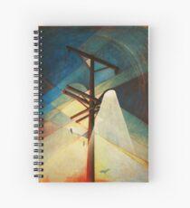 Earth Bound Power #4 Spiral Notebook