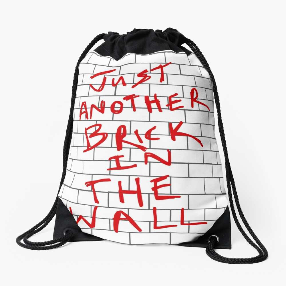 Pink Floyd - The Wall Drawstring Bag