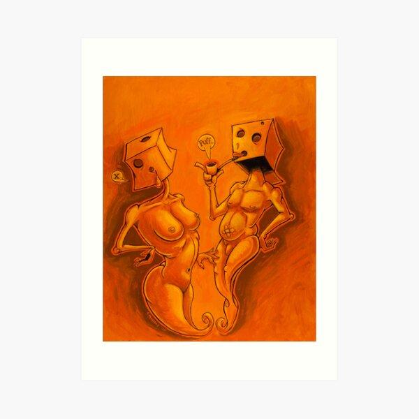 The Boxtops Art Print